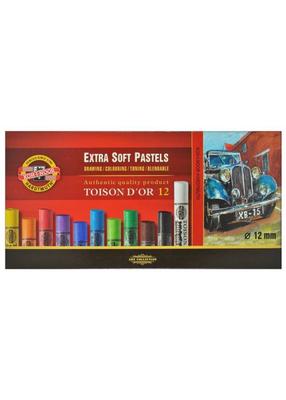 KohINoor Gioconda Toison DOr 12 Extra Soft Pastels286.png