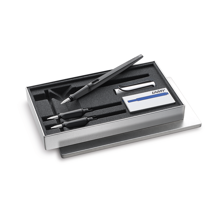 Lamy Joy AL Calligraphy Pen Set-3684