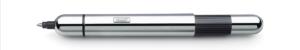 Lamy Pico Ballpoint Pen Chrome Open