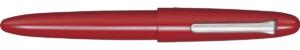 Crimson Red Silver Trim