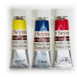 Wallace Seymour (Pip Seymour) 60ml Acrylic Paints-0