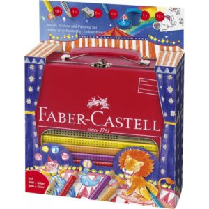 Faber-Castell Playing & Learning Circus Jumbo Grip Gift Set -0