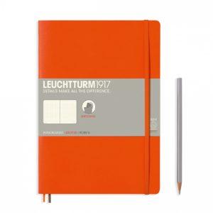 Leuchtturm 1917 NOTEBOOK COMPOSITION (B5), SOFTCOVER, Dots-0