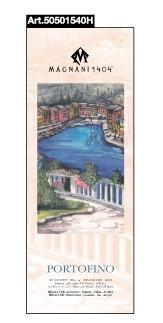 "Magnani 1404 ""Portofino"" HDS 15 x 40cm (6"" x 15"")"