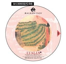 """Magnani 1404 """"Italia"""" CDS 16 cm (6.3"""") diameter"""