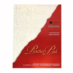 Manuscript Calligraphy Practice Pad