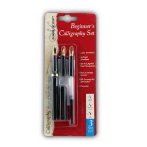 Monarch Beginner's Calligraphy Set
