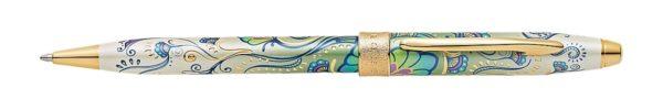 Cross Botanica Green Day Lily Ballpoint Pen