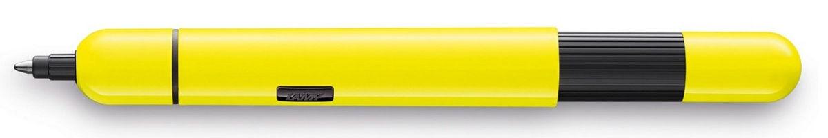 Lamy Pico Neon Yellow Special Edition Ballpoint Pen-0