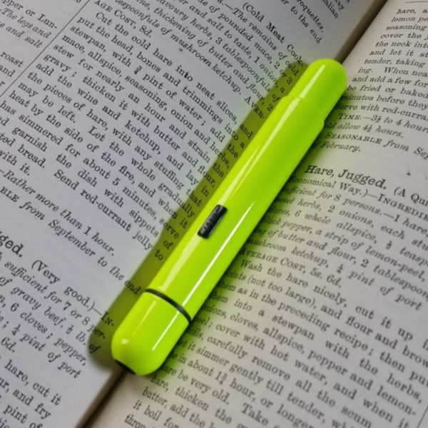Lamy Pico Neon Yellow Special Edition Ballpoint Pen-9335