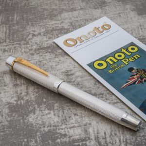 Onoto Excel Sterling Silver Pen-0