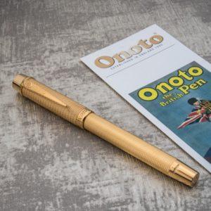 Onoto Excel Vermeil Pen-0