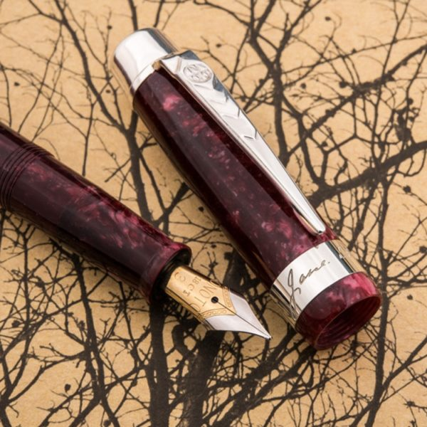 Onoto Excel 'Jane Austen' Fountain Pen-9822