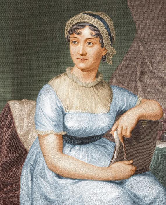 Onoto Excel 'Jane Austen' Fountain Pen-9809