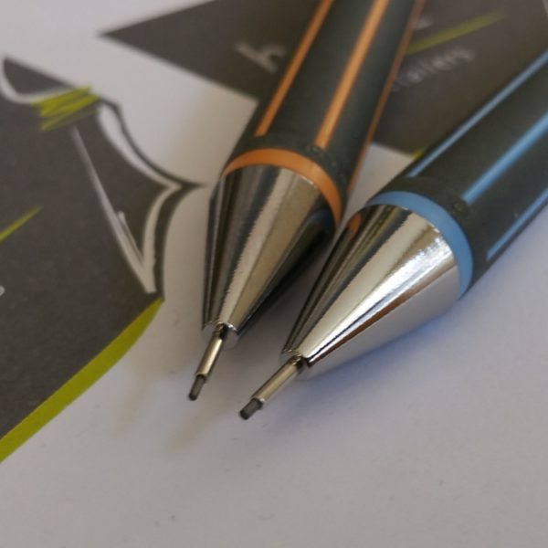 TWSBI Jr Pagoda Mechanical Pencil-9919