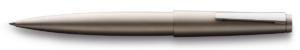 Lamy 2000 50 Year Anniversary Black Amber Ballpoint Pen-0