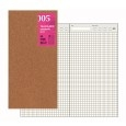 Travelers Notebook Regular Size - Free Diary Daily-0