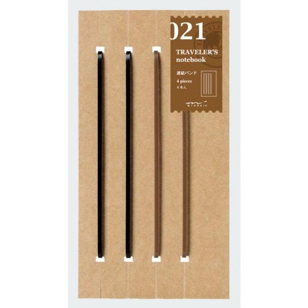 Traveler's Notebook Regular Size Connecting Bands-10832