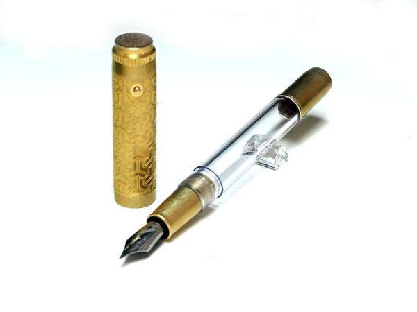 Fine Writing International Golden Armour-0