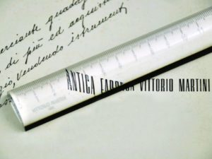 Lens Ruler 30cm Vittorio Martini 1866-0