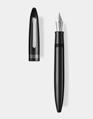 Tibaldi-Bononia-Black-fountain-pen