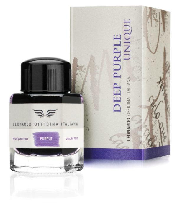 Deep Purple Unique Ink