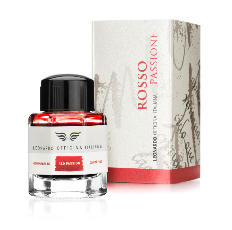 Rosso Passione Ink