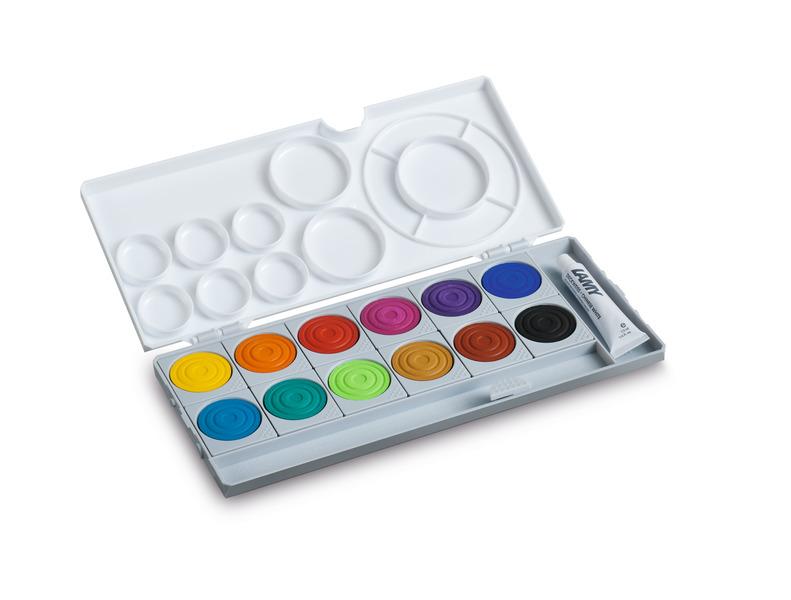 Lamy Aquaplus Paintbox White
