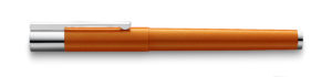 Orange Scala Fountain Pen