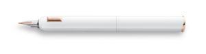 Lamy Dialog CC Fountain Pen - White Open